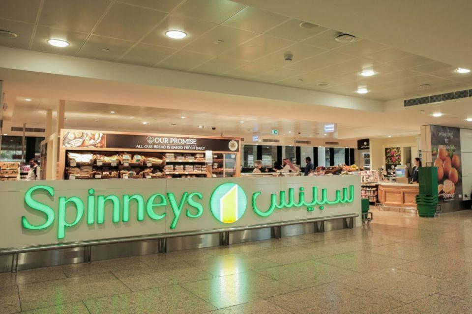 Spinneys opens first supermarket at Dubai International