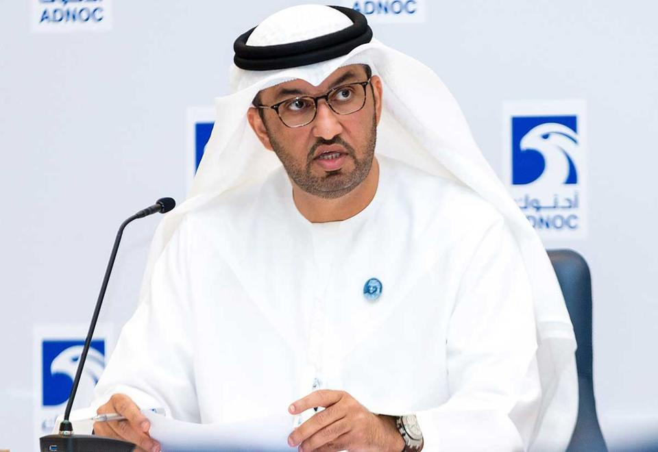 Oil market set to break 100m barrels a day, says ADNOC chief