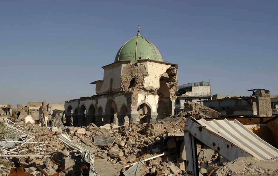UAE to help Iraq to rebuild iconic Mosul mosque destroyed by ISIL