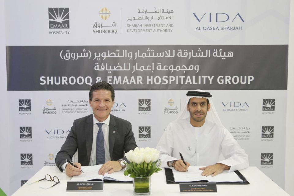 Emaar, Shurooq reveal plans for boutique hotel in Sharjah