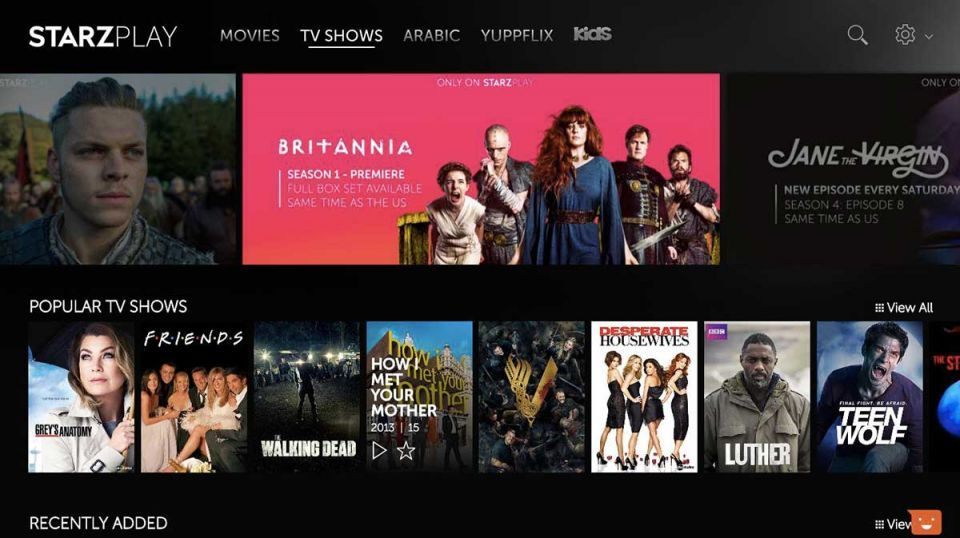 Online streaming will never eliminate traditional TV, says StarzPlay CEO