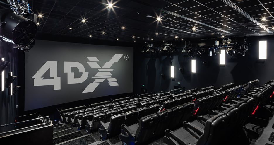 World's first 4D cinema firm signs deal for Saudi debut