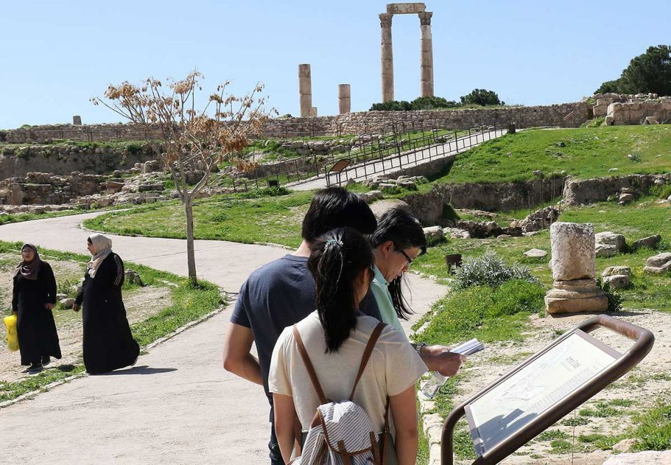 Jordan woos back nervous tourists after years of regional turbulence