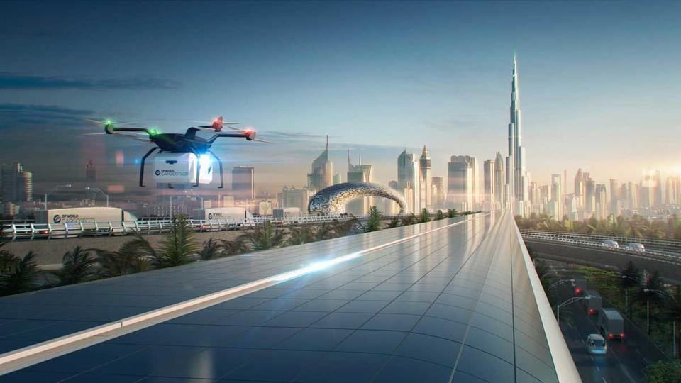 DP World says US legislation on hyperloop systems brings futuristic transport a step closer to reality
