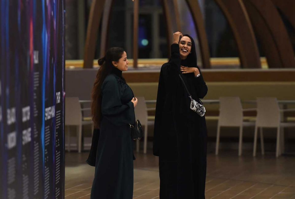 In pictures: First multiplex VOX Cinemas opens at Riyadh Park Mall