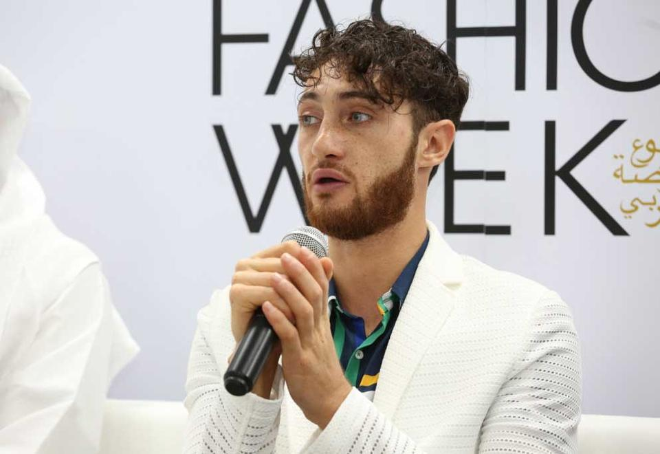 Arab Fashion Week costs $5m to produce, says CEO Jacob Abrian