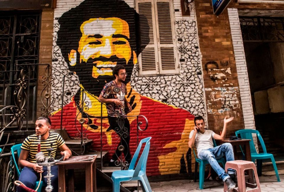 On his home turf in Egypt, everyone wants piece of Liverpool's Salah