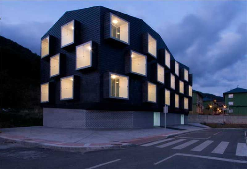 10 well-designed social housing projects from around the world - in pictures