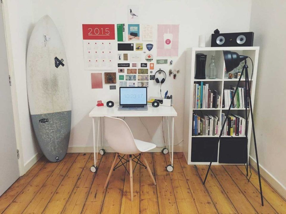 How to step up your home office - in pictures