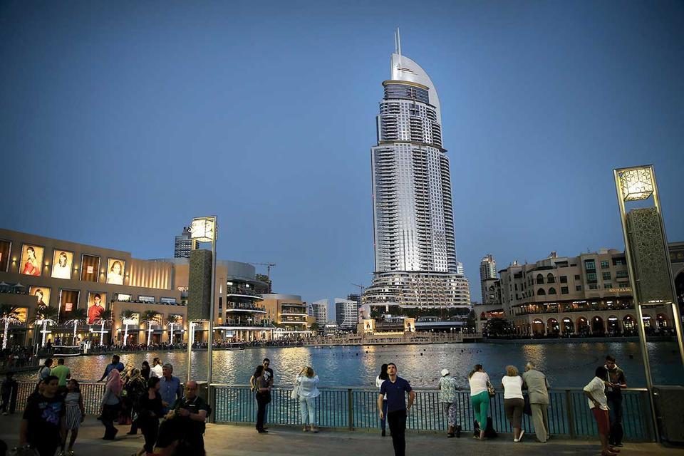 UK visits to Dubai down by almost 70% as coronavirus crisis bites