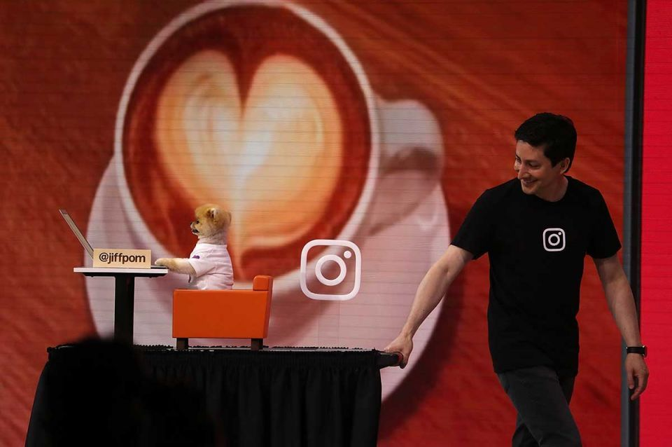 In pictures: Facebook's annual developers conference in California