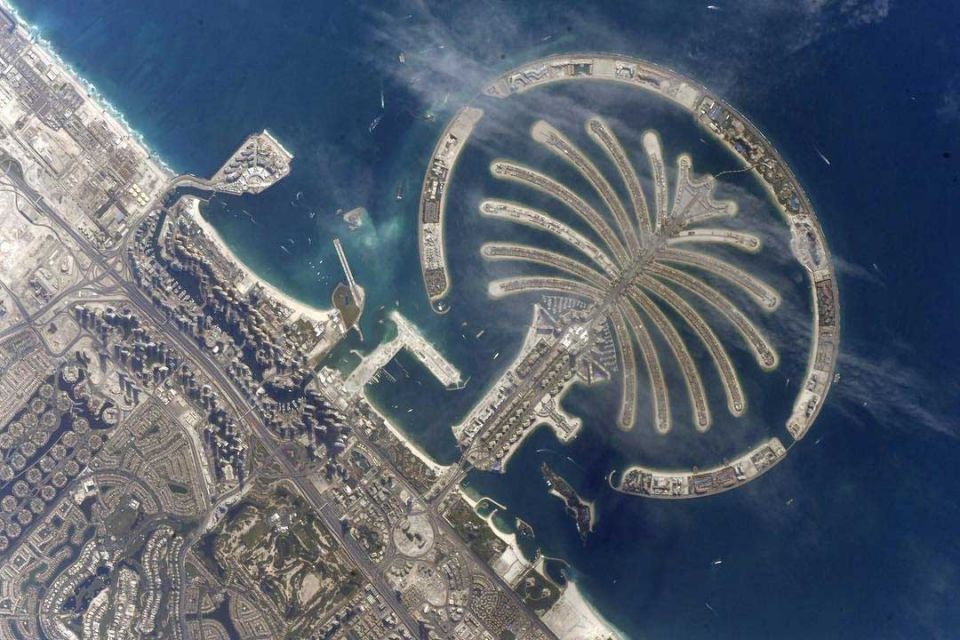 Russian cosmonaut shares photo of Dubai from space
