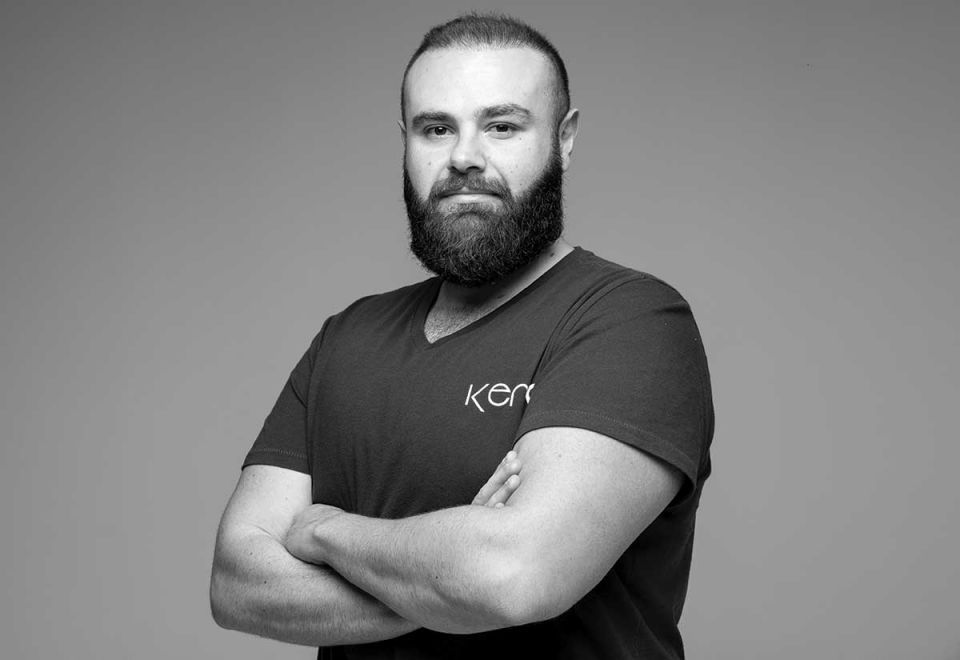 Entrepreneur of the Week: Keno's Kenan Al Mobayed
