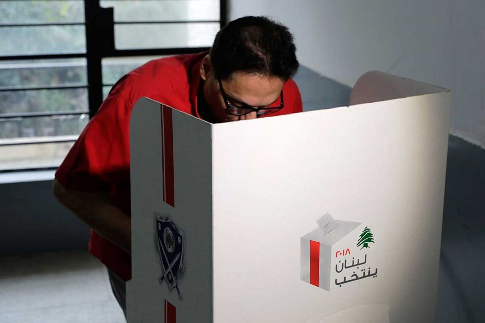 Lebanon holds breakthrough election with $11bn at stake