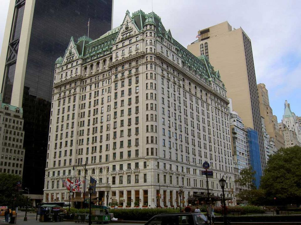 Dubai buyer plans UAE expansion for New York's Plaza Hotel