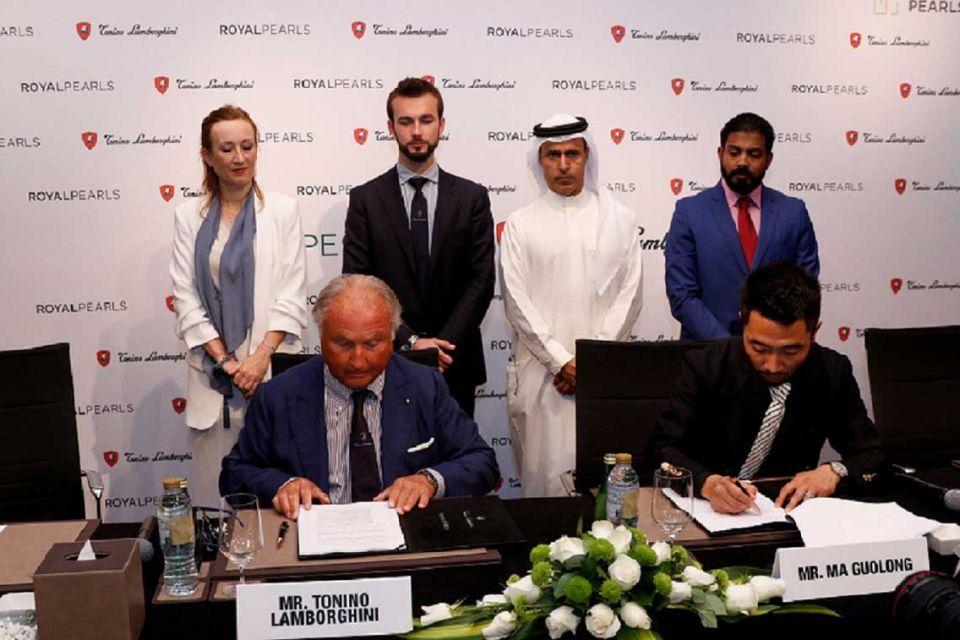 Oriental Pearls to bring Tonino Lamborghini brand to Dubai development