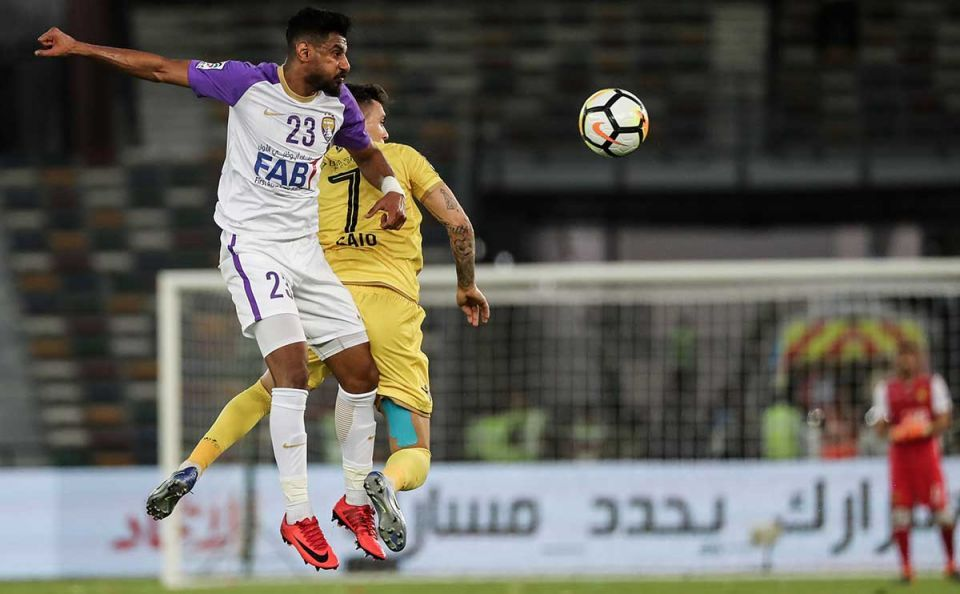 In pictures: Al Ain defeat Al Wasl to win President's Cup