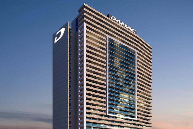 Damac nears completion of Dubai tower construction