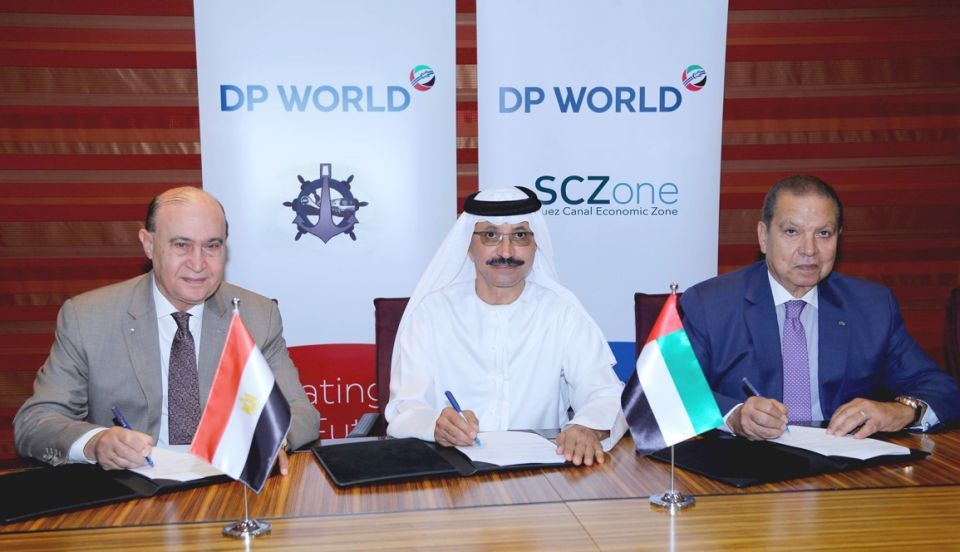 DP World-led group to bid for Egypt cargo hub contract