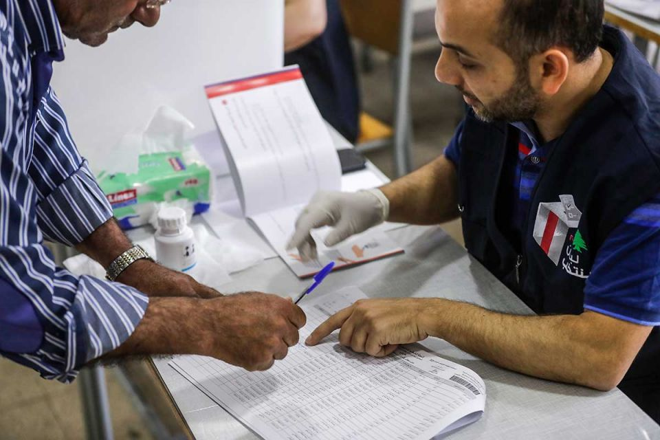 In pictures: Lebanon's first parliamentary elections in nine years