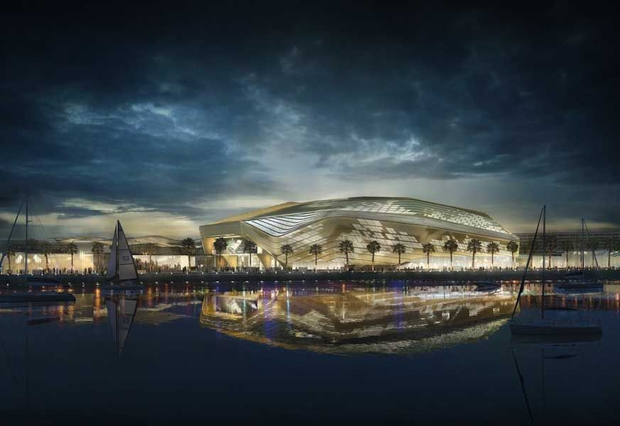 In Pictures: Miral's Yas Arena in Abu Dhabi