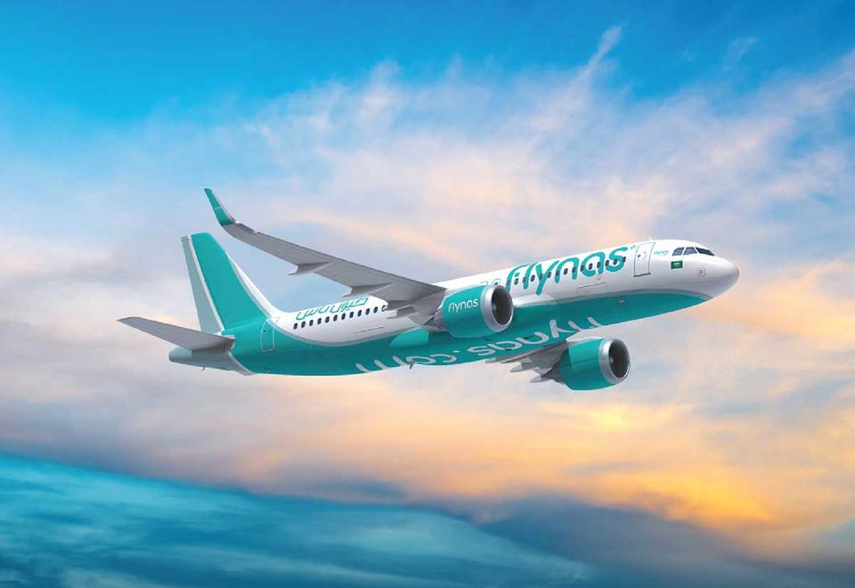 Saudi's flynas set to launch flights to Hyderabad