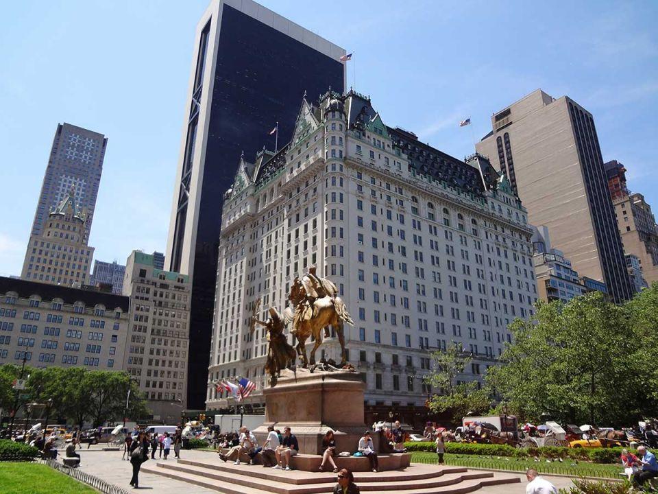 Saudi's Prince Alwaleed in move to buy New York's Plaza Hotel