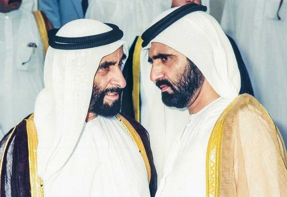 Sheikh Zayed: Building a role model for the region