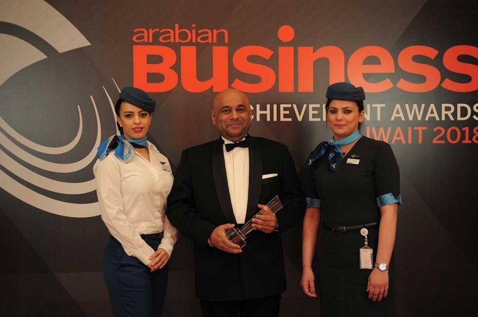 In pictures: Arabian Business Achievement Awards Kuwait