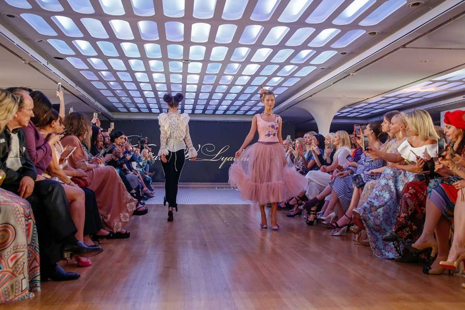 Sixth edition of Arab Fashion Week - in pictures