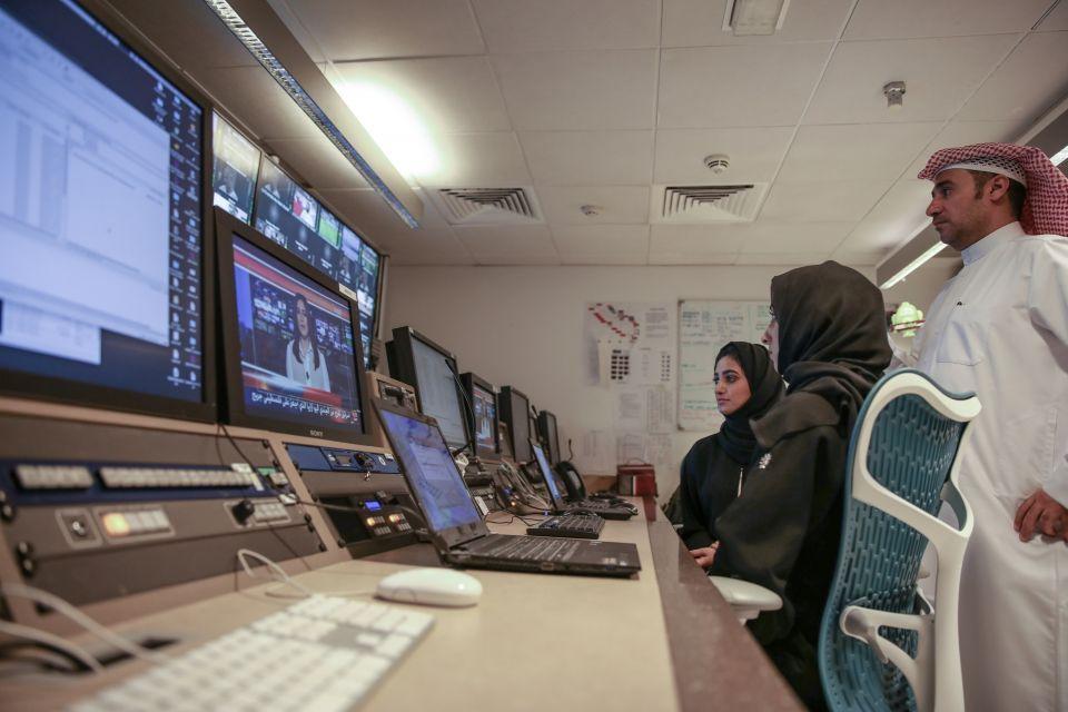 Abu Dhabi media hub to get satellite uplink in deal with Arabsat