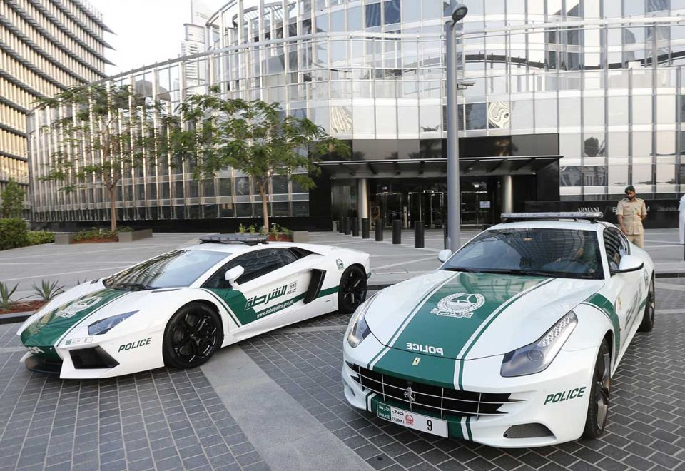 Dubai Police to have driverless patrol vehicles on roads by 2020