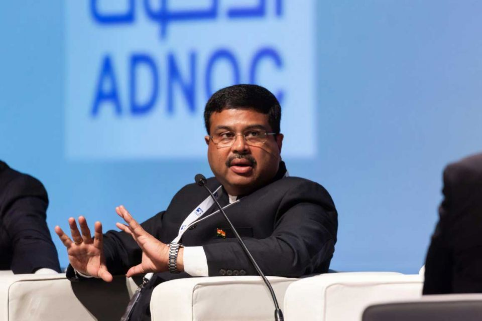 India seeks Aramco, Adnoc backing for $44bn oil refinery