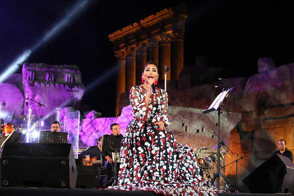 Singer Sherine announces first Saudi concert following 2017 cancellation