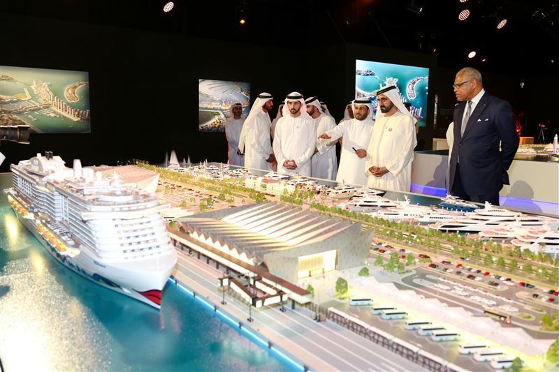 Revealed: Dubai's new plan to become global cruise tourism hub