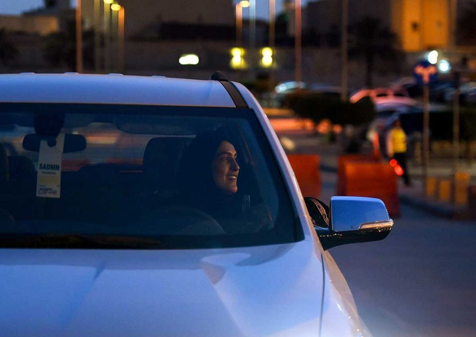 Saudi Arabia issued 70,000 driving licences to women since ban