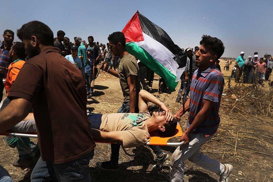 Saudi Arabia, UAE slam Israeli fire in Gaza