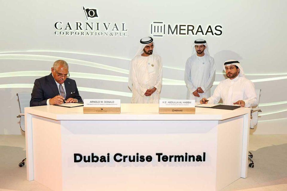 In pictures: New 'Dubai Cruise Terminal' major maritime hub at Dubai Harbour