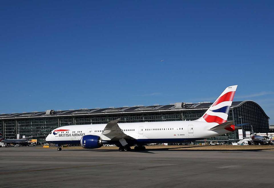 Passengers' fury at British Airways after Abu Dhabi flight cancellations
