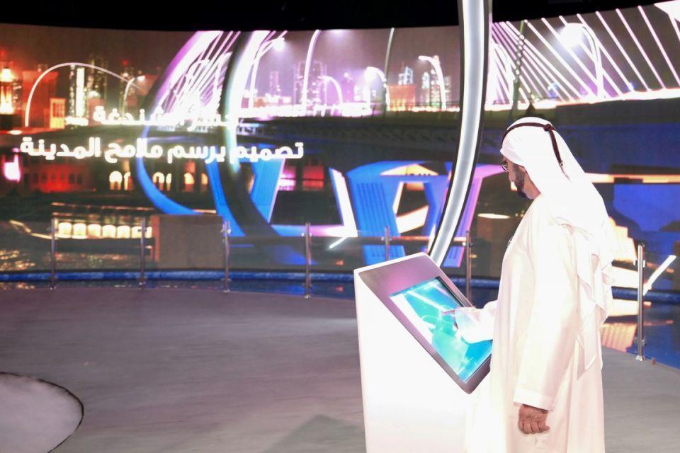 Dubai ruler launches $107m Shindagha Bridge project