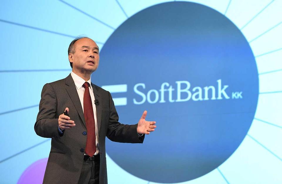 SoftBank said to have held talks with Mubadala, Elliott Management on going private