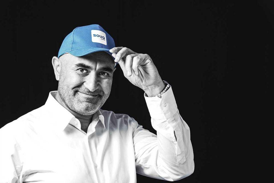 Platform for success: Souq.com's Ronaldo Mouchawar on his winning formula