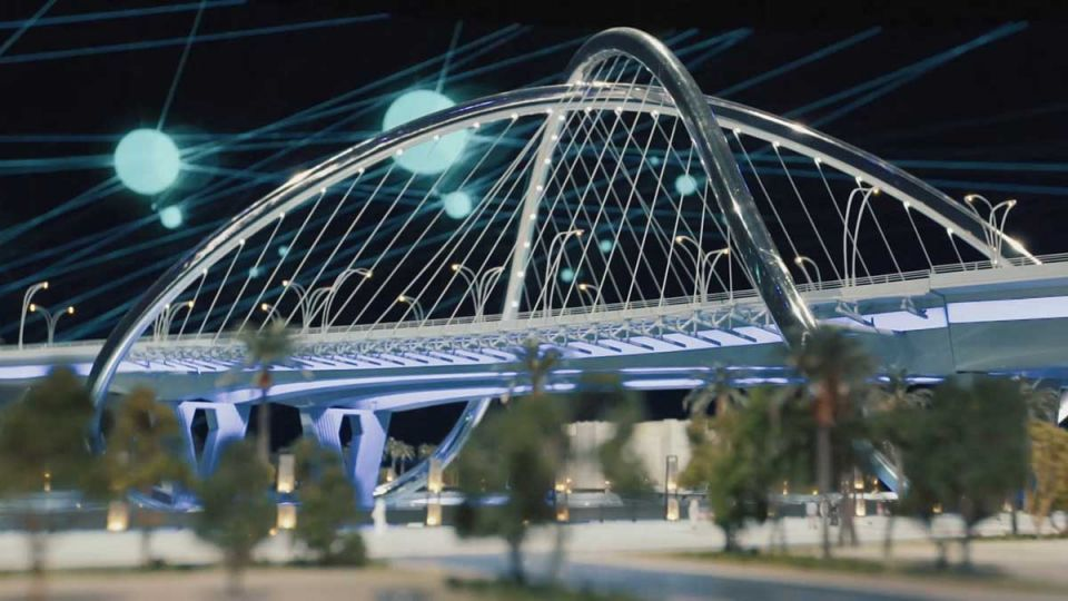 In pictures: New $107m Shindagha Bridge project