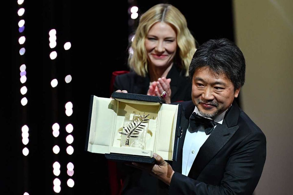 In pictures: Winners at the 71st Cannes film festival