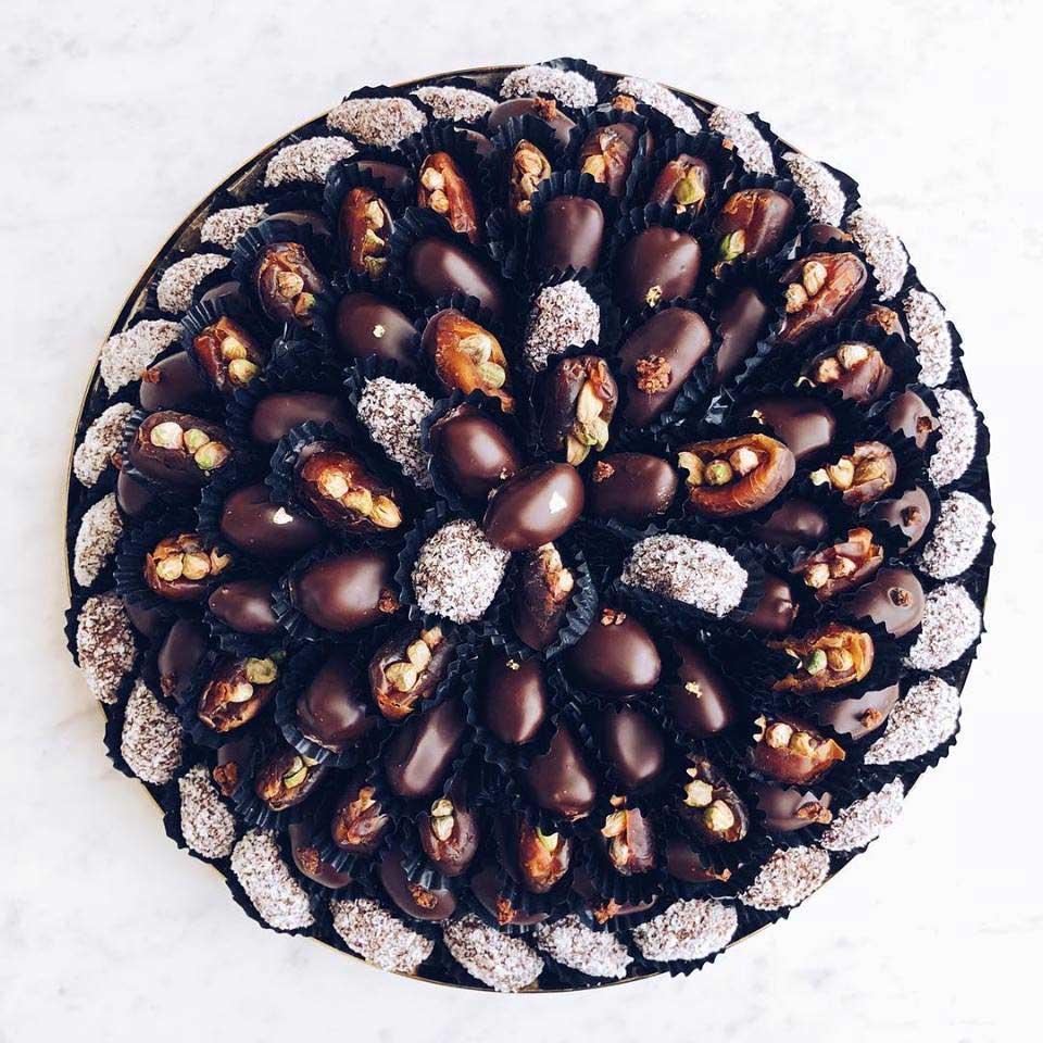 Ramadan vegan chocolate dates launched in Dubai
