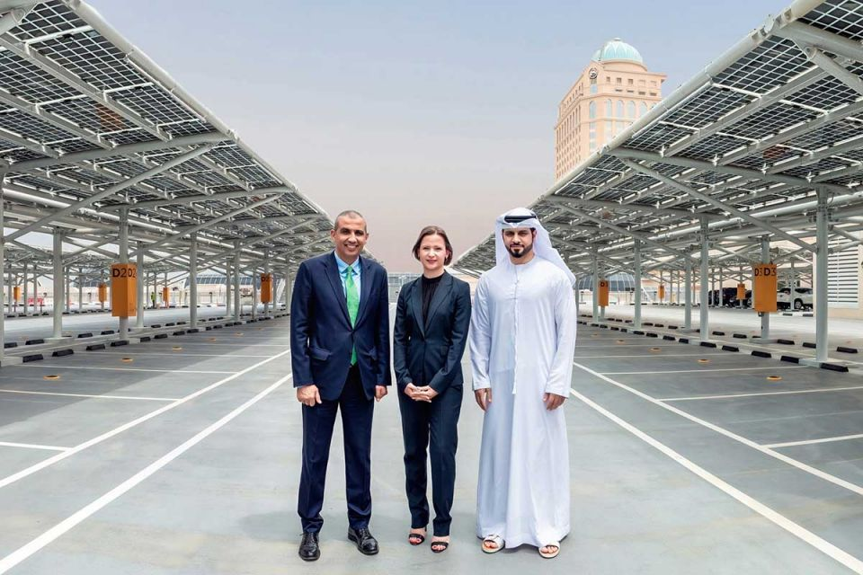 The explainer: Mall of the Emirates adopts solar