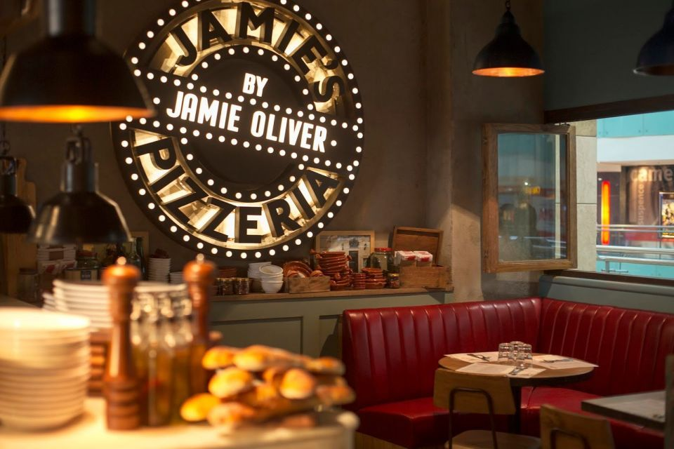 Jamie Oliver picks Dubai to open first Middle East pizzeria
