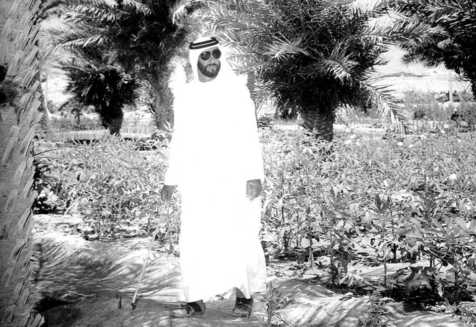 Sheikh Zayed: The founding father
