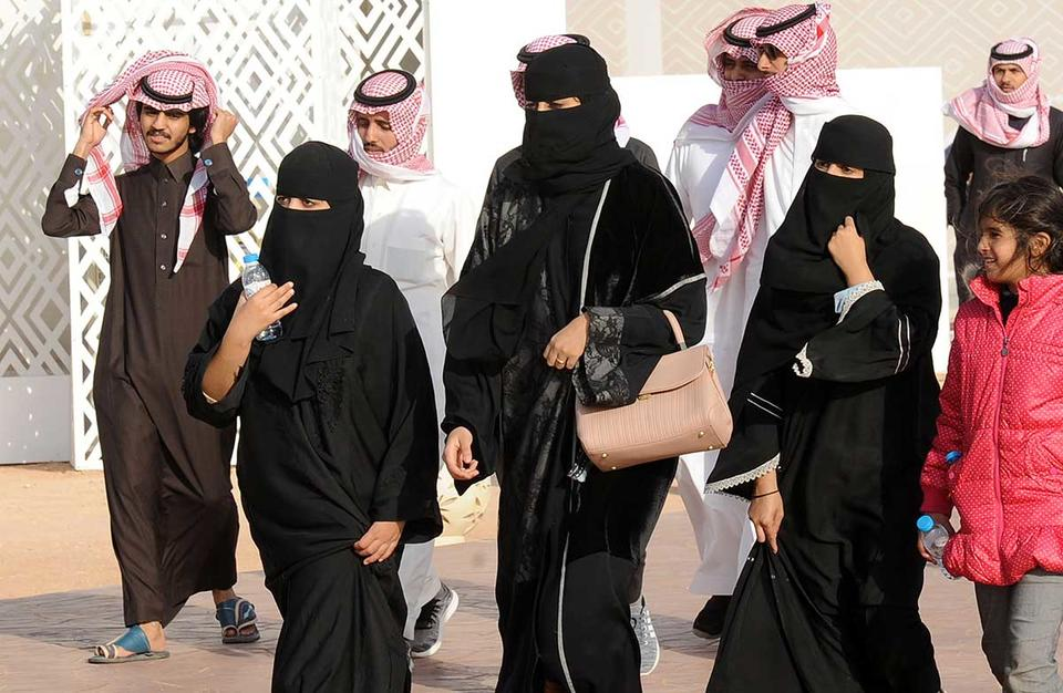 Women can now climb up ranks of Saudi armed forces