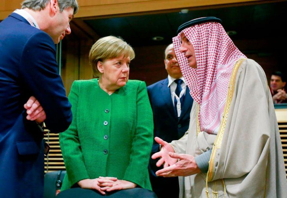 Saudi Arabia shutting out German businesses - report
